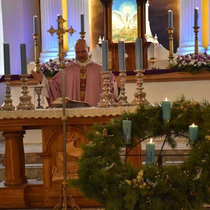 Ziemassvētku koncerts Ludzas Romas katoļu baznīcā 16.12.2018.