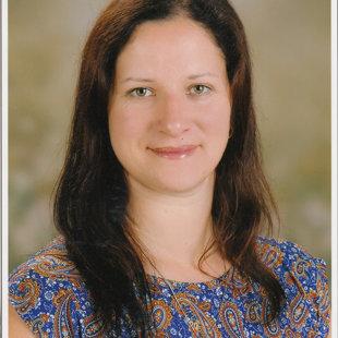 Iluta Kaupuža - sporta skolotāja