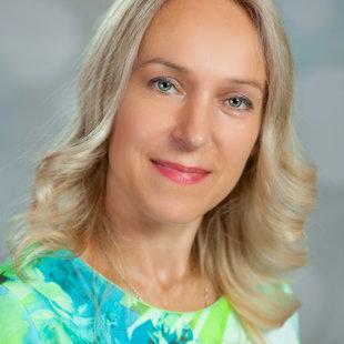 Dace Tihovska - sākumskolas skolotāja