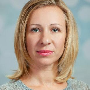 Inga Afanasjeva - vispārējo klavieru nodaļas vadītāja