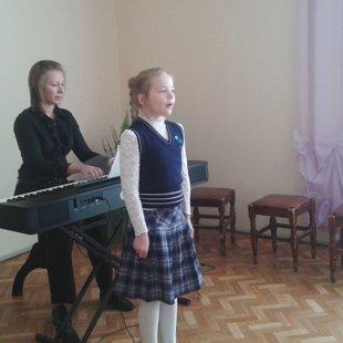 Labestības nedēļa - koncerts pansionātā
