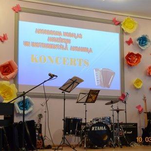 Akordeona nodaļas koncerts