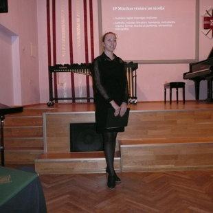 J.Ivanova Rēzeknes mūzikas vidusskolas koncerts