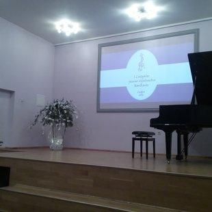 I Latgales jauno vijolnieku konkurss